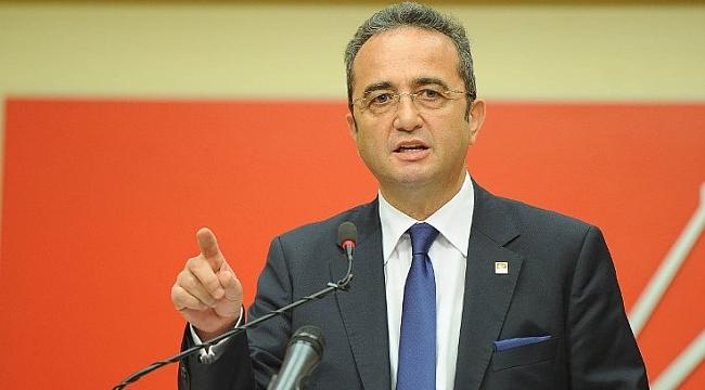 CHP Sözcüsü Tezcan: CHP'ye Kumpas Girişimi Var