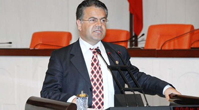 Eski Milletvekili MHP'den İstifa Etti