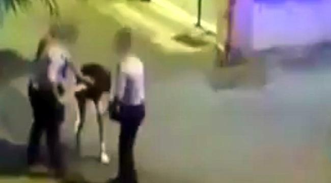 İzmir'de Kadın Döven Polisler İçin Araştırma Başlatıldı