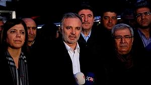 10 Gün Önce Tahliye Edilen HDP'li Bilgen Hakkında Tutuklama Kararı