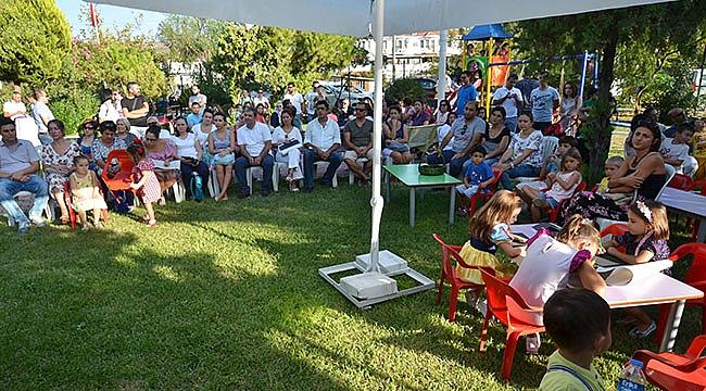 Çocuk Evi 26'ncı Ders Yılına Başladı