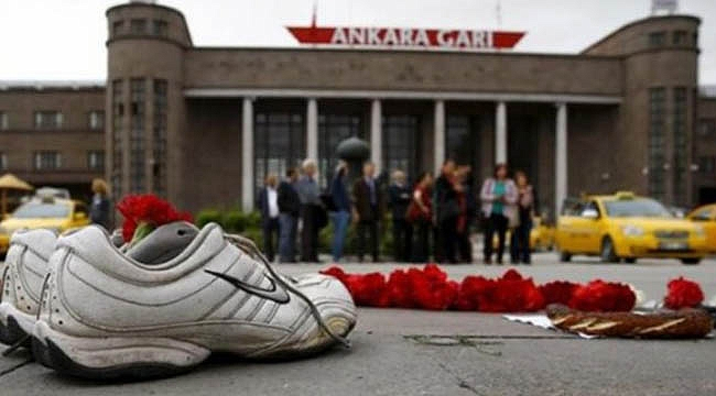 10 Ekim Katliamı'nda Mahkemenin Suç Duyurusu Geri Çevrildi