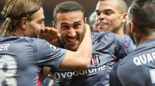 Beşiktaş'tan bir ilk...