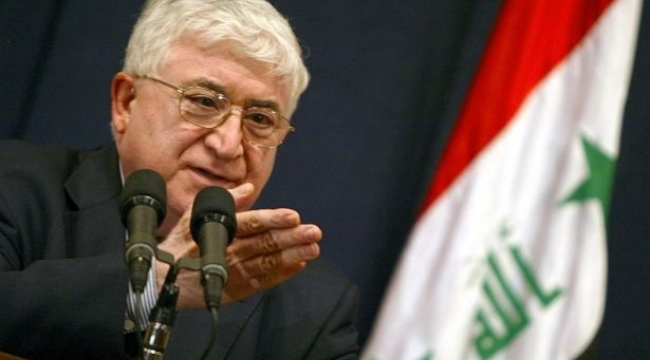 Irak Cumhurbaşkanı Masum: Bağdat ve Erbil arasındaki kriz referandum yüzünden