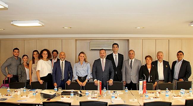 TÜSİAD Projesi'ne BASİFED'den destek