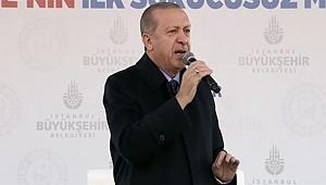Erdoğan' dan Ataşehir Tehdidi