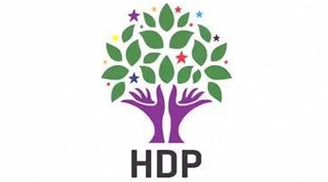 HDP' den Sarraf Açıklaması