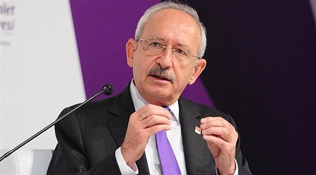 Kılıçdaroğlu' na Soruşturma