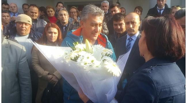 Mustafa İnce Nihayet Evinde