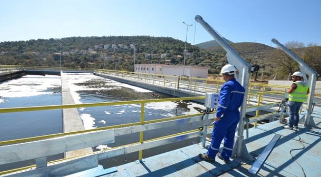 İzmir altyapısına büyük yatırım