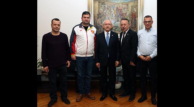 Kılıçdaroğlu'na Göz Göz forması