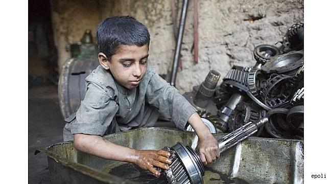 TKP' den Çocuk İşçilikle Mücadele Bildirisi