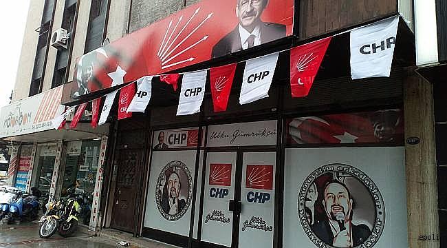 Utku Gümrükçü' nün Seçim Bürosu Açıldı