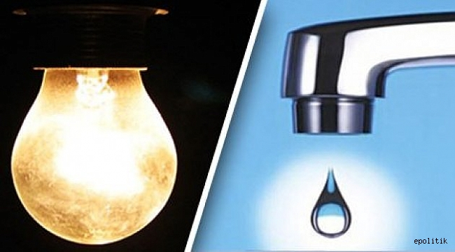 Bornova'da Ne Su Var Ne Elektrik
