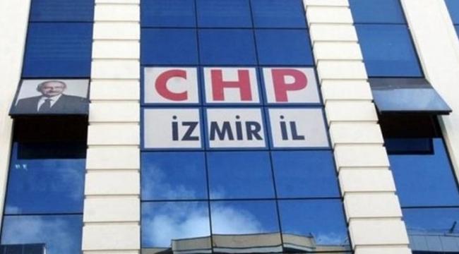 CHP İzmir'den Flaş Karar