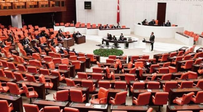 Cinsel İstismar Görüşülürken Meclis'te Kimse yok!