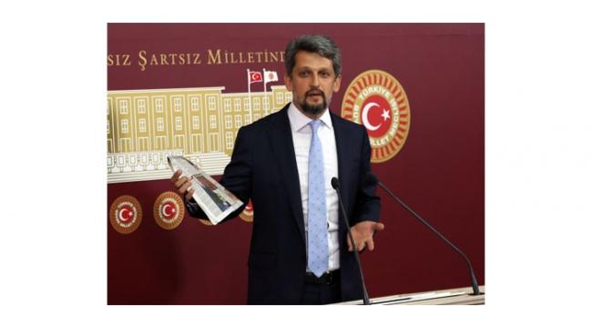 Ermeni Milletvekili, Bakan Soylu'ya Patrik Seçimini Sordu