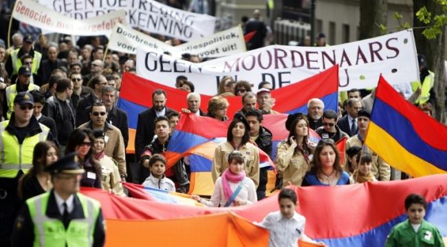 Hollanda, Ermeni Soykırımını Kabul Etti