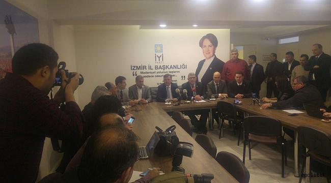 """""""İzmir'den çok yüksek bir oy bekliyoruz"""""""