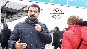 İzmir Kent Konseyi Başkanı, İZBAN 'Artı Para' sistemini İzmirli'ye Sordu (Videolu)
