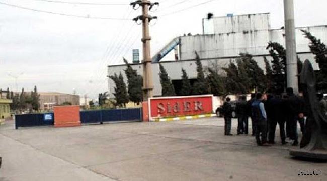 Aliaga'da Yaşanan İş Kazası ile İlgili Üç Tutuklama