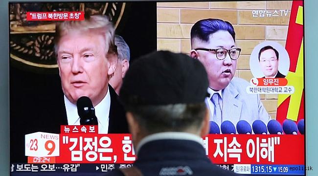Dünya çalkalanıyor! ABD Başkanı Trump ve Kuzey Kore lideri Kim buluşuyor