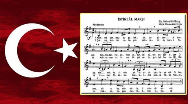 Kılıçdaroğlu'ndan İstiklal Marşı yanıtı