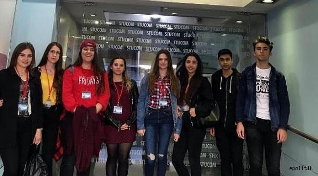 Liselilerin Erasmus başarısı