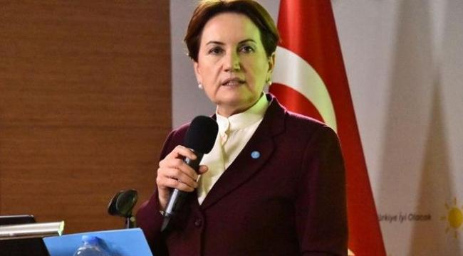 Meral Akşener elindeki son anketi açıkladı... İşte İYİ Parti'nin oy oranı