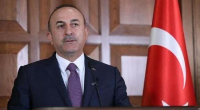 Mevlüt Çavuşoğlu'ndan Kazak gazeteciye: FETÖ'cü gibi gördüm sizi