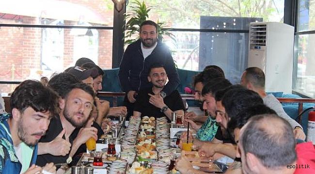 Altay moral kahvaltısı