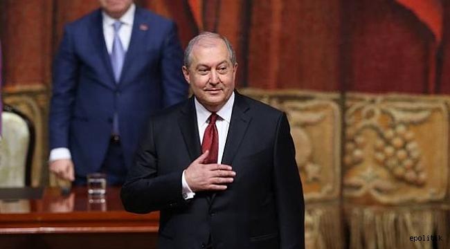 Ermenistan'ın yeni Cumhurbaşkanı maaş almayacak