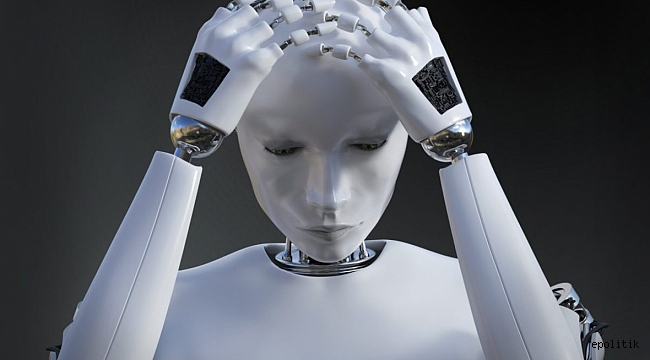 'İnsan gibi düşünen' yapay zeka depresyona da girebilir