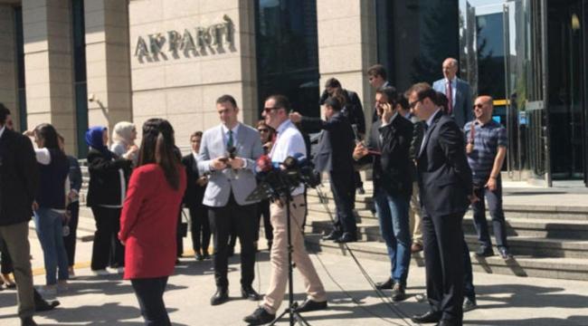 Kararın ardından AK Parti'de sıcak saatler...