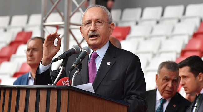 Kılıçdaroğlu İzmir'deki 2. günü: Önce örgütle buluşma sonra sempozyum