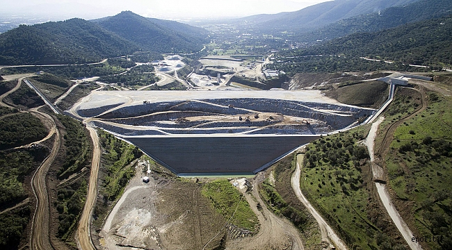 Ödemiş Rahmanlar Barajının Son Durumu Ne?