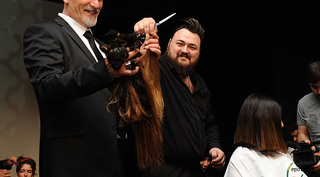 Saçım saçın olsun! Kanser hastaları için anlamlı dayanışma