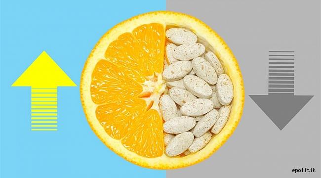 """""""Vitamin hapları etkisiz olmanın ötesinde, zararlı"""""""