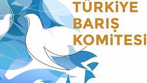 Türkiye Barış Komistesi' nin Filistin Açıklaması