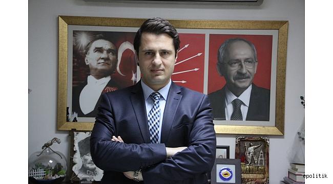 CHP İl Başkanı Sessizliğini Bozdu
