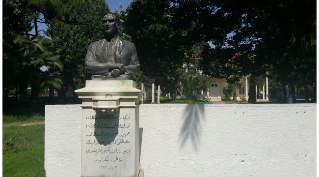 Üniversite Bahçesinde Tarihe Saygı Yok