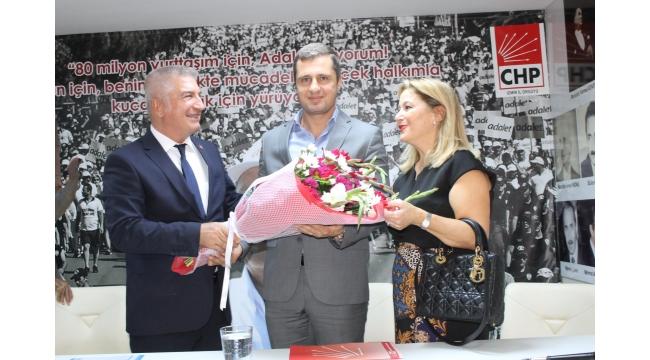 Cevat Durak da Büyükşehir İçin Yola Çıktı