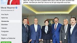 Yerel Seçimler İçin Akşener'e Zeytin Dalı mı?