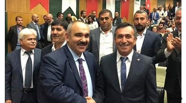 CHP'li Belediye Başkanı AKP' ye Geçti