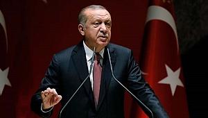 Erdoğan Rum Yönetimi'ne Sert Çıktı