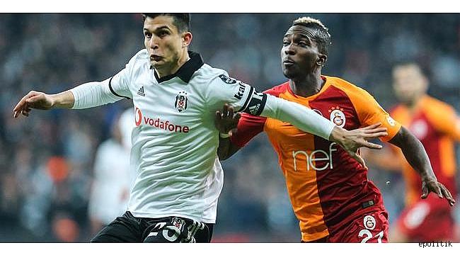 Beşiktaş Evinde Galatasaray' ı Affetmedi