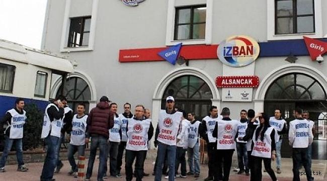İZBAN'da grev kırıcı HAMLE