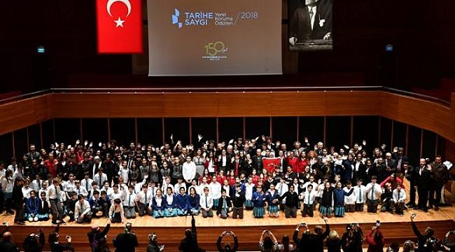 İzmir'de Tarihe Saygı ve Sahiplenme