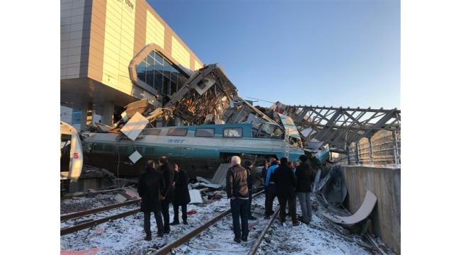 Tren Kazasıyla İlgili Bilgiler Akılları Karıştırıyor