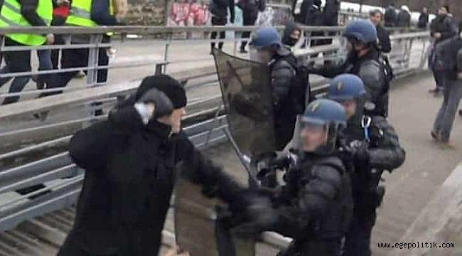 Polisleri Döven Boksörden Açıklama: Mücadeleye Devam